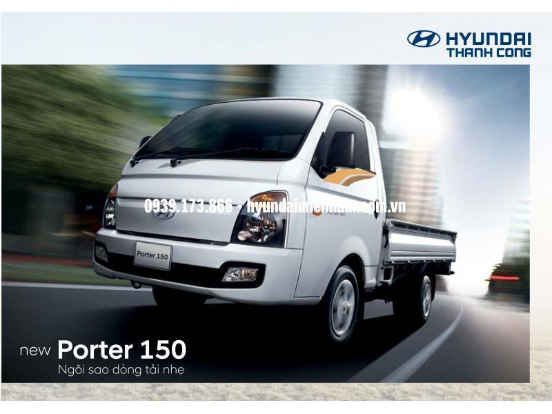 HYUNDAI PORTER H150 THÙNG LỬNG