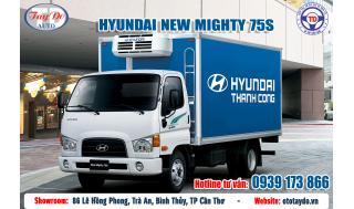 Hyundai Thành Công ra mắt bộ đôi xe tải New Mighty